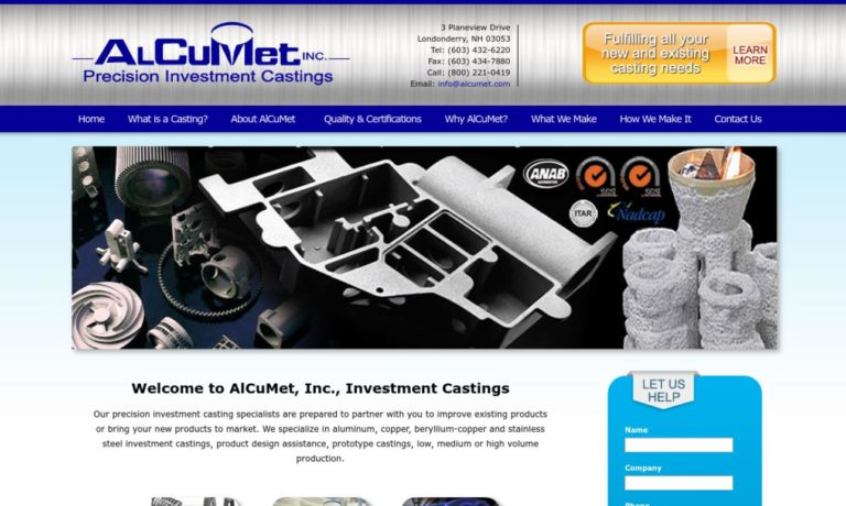 AlCuMet, Inc.