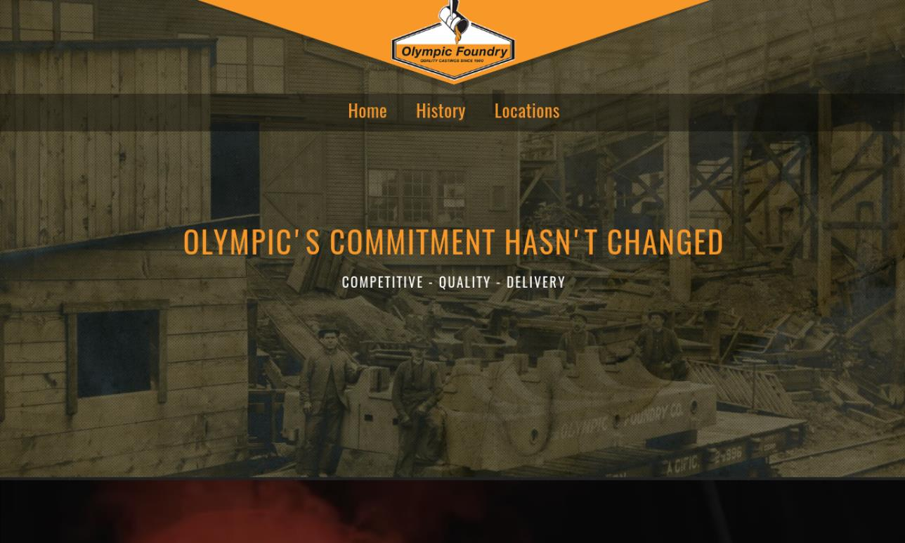 Olympic Foundry Inc.