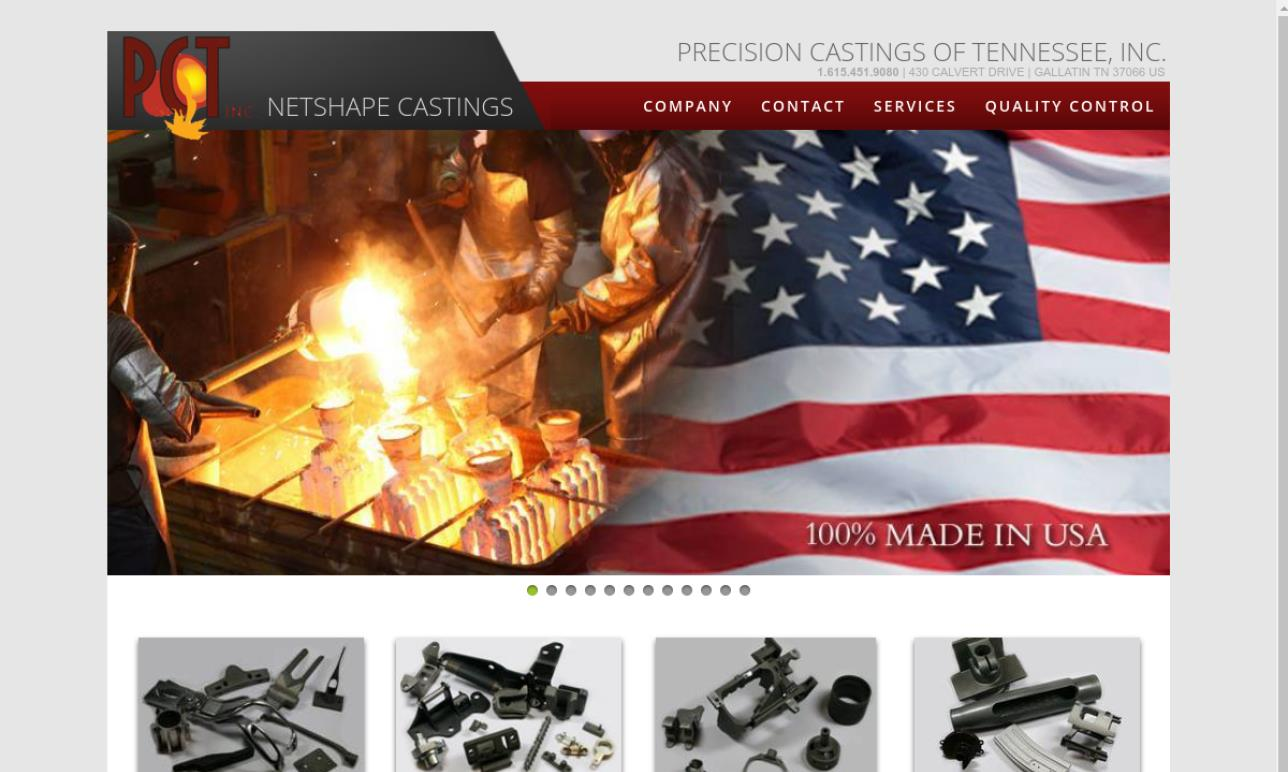 Precision Castings of Tennessee, Inc.