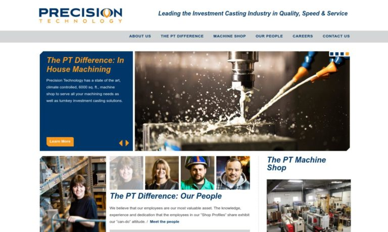 Precision Technology, Inc.