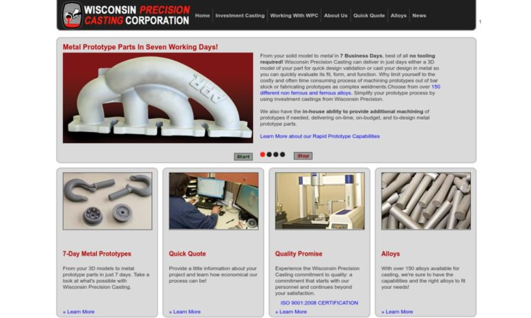 Wisconsin Precision Casting Corporation