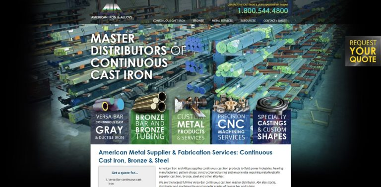 American Iron & Alloys Corporation