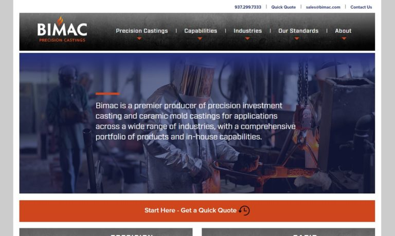 Bimac Precision Castings